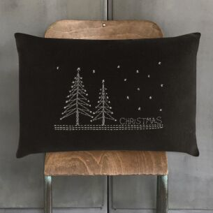 Christmas Wool Cushion