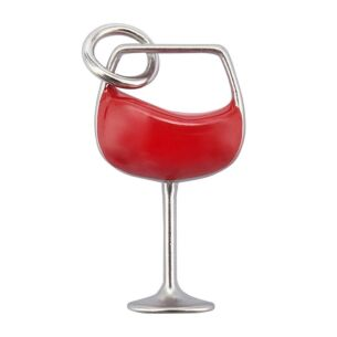Wine Glass Charming Scents Charm