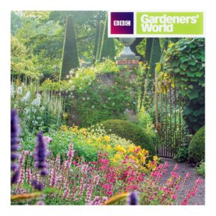 Gardeners' World - Wollerton Old Hall Greeting Card