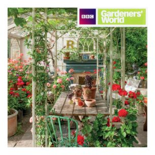 Gardeners' World - The Lodge Greeting Card