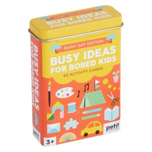 'Rainy Day Edition' Busy Ideas For Bored Kids