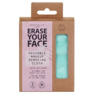 Mint Erase Your Face Reusable Makeup Removing Cloth