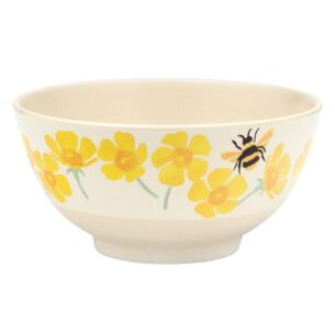 Buttercup Bamboo Bowl
