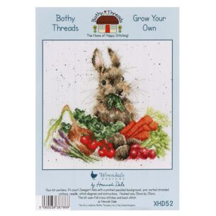 'Grow Your Own' Bothy Threads Cross Stitch Kit