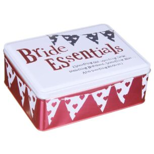 Bride Essentials Tin