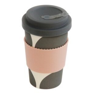 Big Spot Bamboo Reusable Coffee Cup