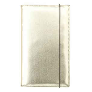 Gold Travel Wallet