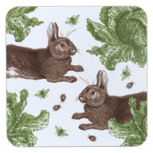 Rabbit & Cabbage Pot Stand