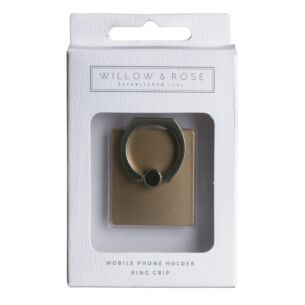 Willow & Rose Gold Phone Ring