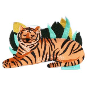 Little Arc Tiger Shaped Coin Purse