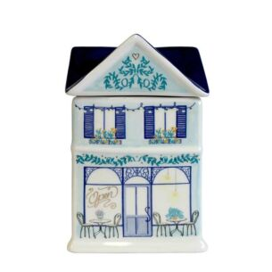 Boulevard House Jar with Gift Box