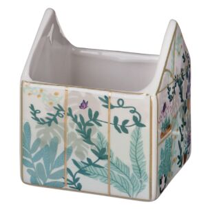 Boulevard Green Planter with Gift Box