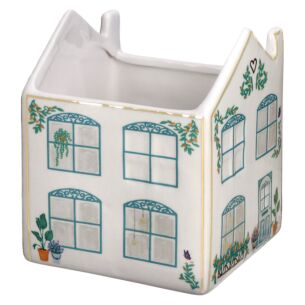 Boulevard House Planter with Gift Box