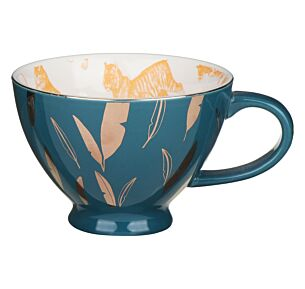 Heritage & Harlequin Tiger Teacup
