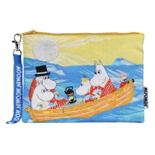 Moomin Ocean Large Pouch