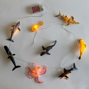 Sea Creatures String Lights