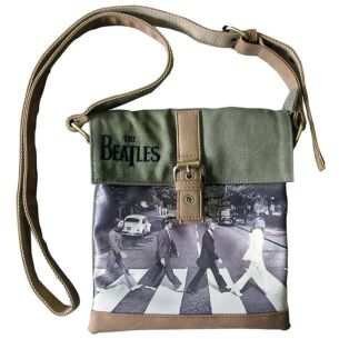 Beatles Abbey Road Mini Bag Green
