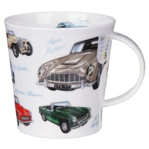 Classic Collection Cars Cairngorm shape Mug