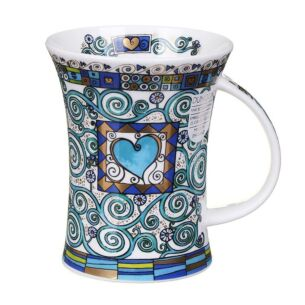 Romantique Blue Richmond Shape Mug