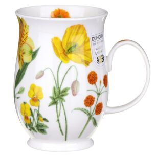 Melody Yellow Suffolk Shape Mug
