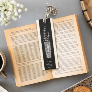 'Book Lover' Bookmark