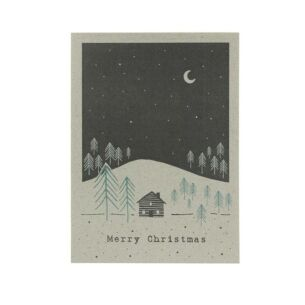 Winterland Card – Hillside House