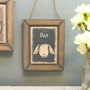 Sheep Hanging Picture