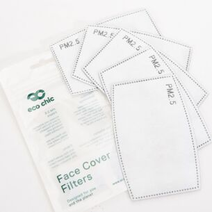Face Cover Filters x5