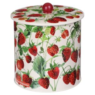 Strawberries Biscuit Barrel