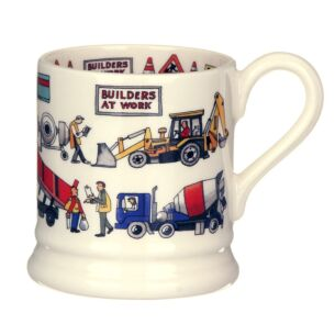 Builders at Work One Pint Mug