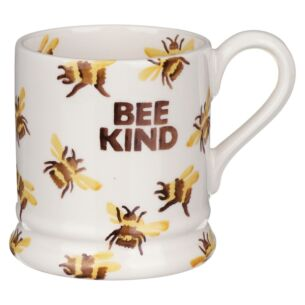 Insects Bumblebee Bee Kind Half Pint Mug