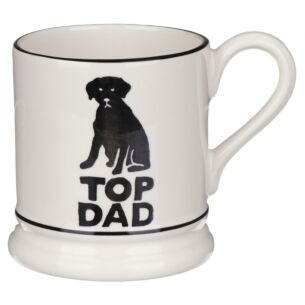 Bright Mugs Top Dad Half Pint Mug
