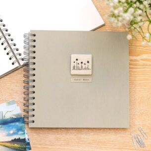 Guest Book Boxed Thread Book