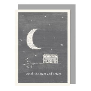 'Watch The Stars And Dream' Card