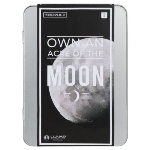 Own An Acre On The Moon