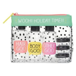 Travel Essentials Toiletry Pouch