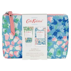 Bluebells Cosmetic Pouch
