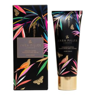 Black Bamboo Orange Flower, Frangipani & Jasmine Hand Cream