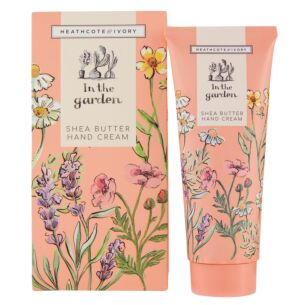 In The Garden Shea Butter Hand Cream