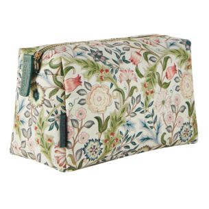 Jasmine and Green Tea Cosmetic Bag