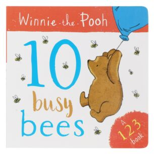 10 Busy Bees (123) Board Book