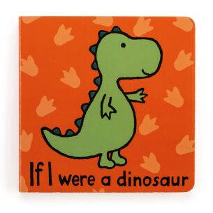 If I Were A Dinosaur Board Book