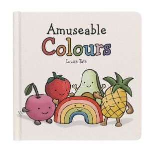 Amuseable Colours Board Book