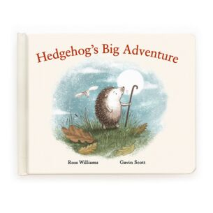 Hedgehog's Big Adventure Hardback Book