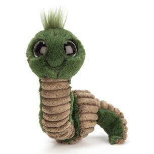 Wiggly Worm Green