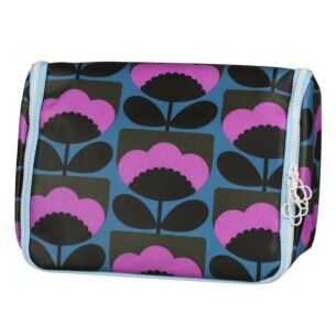 Spring Bloom Hanging Wash Bag