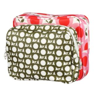 Apple Double Wash Bag