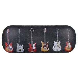 Guitar Glasses Case