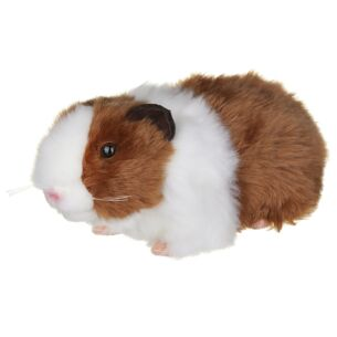 Brown & White Guinea Pig with Sound