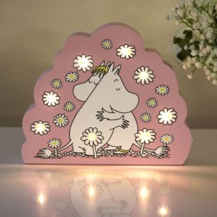 Moomin Pink Cloud Light